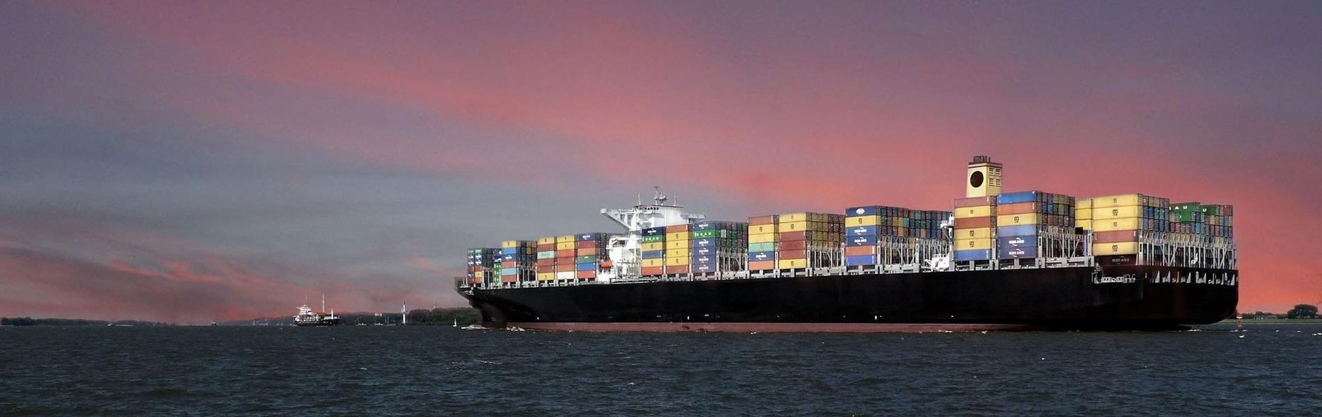 台湾ヤマトの海上輸送